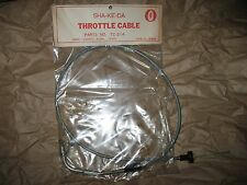 1968-73 Yamaha DT1 RT1 DT1MX RT1MX DT2 RT2 DT3 RT3 Throttle Cable NOS Vintage MX