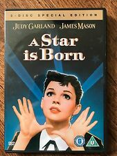 JUDY GARLAND JAMES MASON A Star Is Born ~ 1954 Musical Clásica Disco 2GB DVD