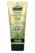 Aloe pura Organico Gel vera 2x200ml -natural Actives 99.9 Bio Attivo