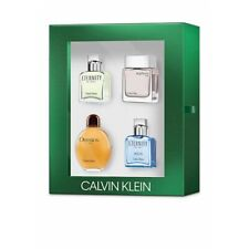 Calvin Klein Mini Set For Men Mini Set/calvin Klein 4 Pc. Set (men): ETERNITY...