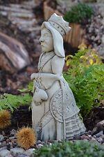 Alice's Adventures in Wonderland Stone Garden Ornament (Queen of Hearts)