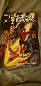 MARVEL - SPIDER-MAN BRAND NEW DAY COMPLETE COLLECTION VOL. 3 TPB - NEW OOP RARE!