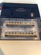 Gauge H0 Liliput 133540 Electric Railcars Elt 1 901 Munich New Boxed