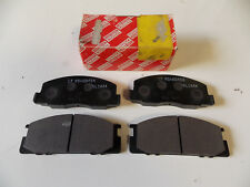 TOYOTA PREVIA TCR2 TCR1 2,4L Bremsbeläge Bremsklötze vorne 04465-28090