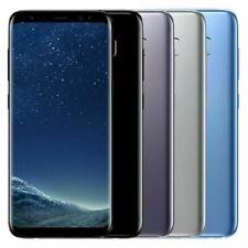 Samsung Galaxy S8 Plus G955F - 64GB - Negro Plata Violeta Libre - Nuevo
