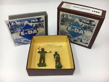 W Britains 8861 - D-Day To Ve-Day Mp Military Police Metal Toy Soldiers