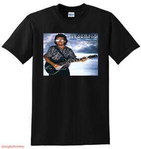 *NEW* GEORGE HARRISON T SHIRT cloud nine vinyl cd cover SMALL MEDIUM LARGE or XL