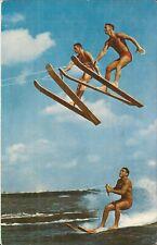 Florida - Water Skiing - 1959