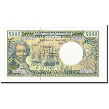 [#560240] French Pacific Territories, 5000 Francs, 1996, KM:3a, NEUF