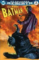 ALL-STAR BATMAN #1 AOD COLLECTABLES MIGLIARI EXCLUSIVE LIMITED COVER DC 2016