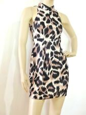LOVER the Label Leopard Print Dress sz 8