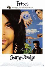 Graffiti Bridge (1990) Original 27 X 40 Theatrical Movie Poster