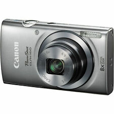 Canon PowerShot ELPH 160 20.0 MP 8x Optical Zoom Smart Digital extras!