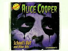 School's Out and Other Hits by Alice Cooper (Cd) -2004, Flashback Records