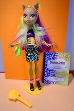 Monster High doll    Clawvenus Freaky Fusion  Clawdeen Wolf & Venus Flytrap
