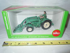 MAN 4R3 Tractor With Loader  By Siku  1/32nd Scale