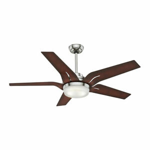 Hunter Fan Company Correne 56 In Indoor Ceiling Fan with Remote Control, Coffee