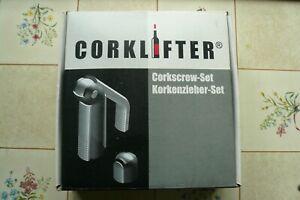 CORKLIFTER  Korkenzieher - Set