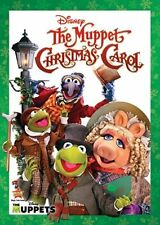 The Muppet Christmas Carol Michael Caine, Dave Goelz, Brian Henson (Format: DVD)