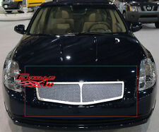 For 04-06 Nissan Maxima Stainless Steel Mesh Grille Insert