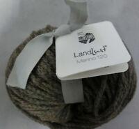(13,70 €/100g): 50 g Landlust Merino 120, Lana Grossa, Fb. braun 105 # 2163