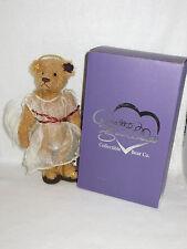 """Demitri"" Annette Funicello Fully Jointed Mohair Angel Ltd Ed Bear - Mib"