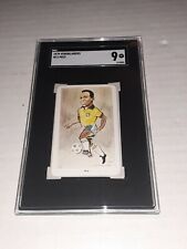 Vintage 1979 VENORLANDUS CARD Soccer Legend PELE GRADED PSA 9 MINT