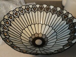Tiffany Style Ceiling Lampshade