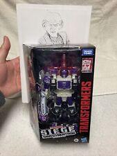 "Transformers War For Cybertron Siege Apeface 7"" Action Figure NIB Box Damage"