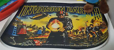 DOCTOR WHO DALEK INVASION EARTH 2150 AD POSTER! ABOUT 32CM X 45XM GEEK GIFT!