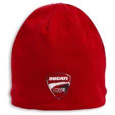 Ducati Corse Vitesse Enfants Kids Bonnet Rouge Neuf 2017