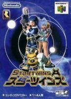 N64 / Nintendo 64 Spiel - Star Twins JAP Modul
