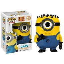 Funko Pop Despicable Me 2 Carl Minion Soft Vinyl Action Figure