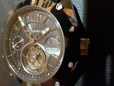 ANDROID Virtuoso 50mm Limited Edition Tungsten Watch (Tourbillon) 028/500 NEW
