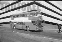 35mm Negative Alexander Midland Daimler Fleetline MRF128 SMS128P Glasgow 1976