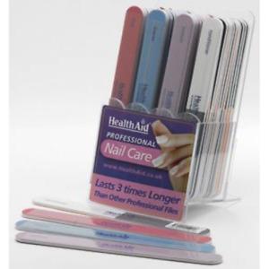 Healthaid Nail File £1.99 Each