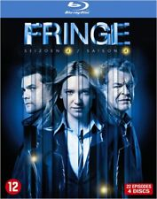 BLU-RAY- FRINGE  SEIZOEN 4   (NEW SEALED)