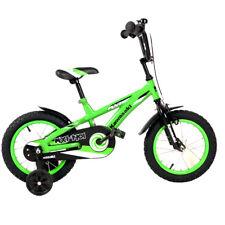 Kinderfahrrad Kawasaki BUDDY MX 14 Zoll Kinder Fahrrad BMX-Rad Rücktrittbremse