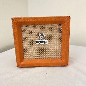 Orange Crush Mini Micro Guitar Amplifier Practice Amp
