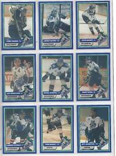 1996-97 Swift Current Broncos (WHL) complete 24 card team set