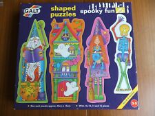 Spooky Fun, Shaped Puzzle - Galt - Puzzle - Jigsaw