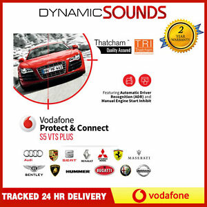 Vodafone Protect & Connect S5 VTS Plus Vehicle Tracking System
