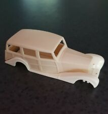 PROMO Rolls Royce Phantom II Woody Bentley 3l /2 transkit 1/43 Base Solido
