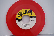 "THE KINGS SPECIALTY 497 7""  What Can I Do?/'Til I Say Well R&B GROUP NEW ORLEANS"