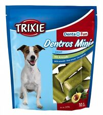 Pet Dog Puppy Treats Snack Food Chew with Avocado for Dental Care by TRIXIE