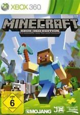 Xbox360 Minecraft Xbox 360 Edition como nuevo