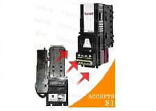 Replace a 115v Maka with a Coinco Vantage dollar bill acceptor  - Accept $1-$5.