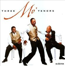 Three Mo' Tenors by Various Artists (CD, Jul-2001, RCA) Sealed w/Cut-Out