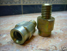 """M14 change to 5/8"""" inch Grinding machine router grinder drills thread ADAPTOR"""