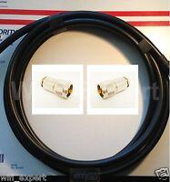 25 FEET RFC400UF Antenna Jumper Patch Coax Cable PL-259 Connectors CB HAM RF GPS